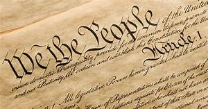 The Five Oddest Clauses in the US Constitution   BU Today ...