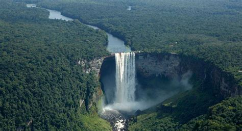 Greatest Highest Waterfalls The World Top List