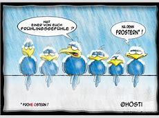Höstis Batty Birds – Hösti Cartoons