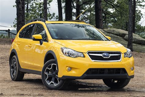 subaru xv crosstrek test drive review cargurus