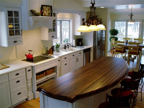 Black Walnut Countertops by Give Your Kitchen An Update With New Countertops
