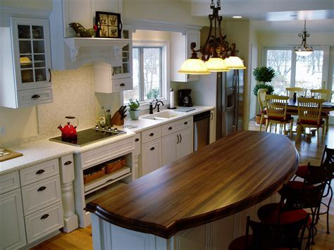Kitchen. Installed New Granite Stone Material For