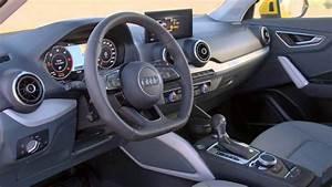 Audi Q2 Interieur : audi q2 int rieur youtube ~ Medecine-chirurgie-esthetiques.com Avis de Voitures