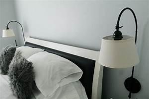 Wandlampen Für Schlafzimmer : einrichtungstrends f rs kleine schlafzimmer ~ Markanthonyermac.com Haus und Dekorationen