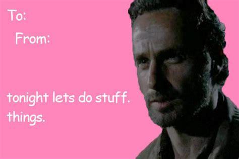 Walking Dead Valentines Day Meme - walking dead memes 43 pics