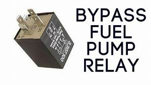 Bypass Motorcycle Fuel Pump Relay