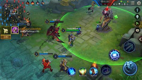 arena  valor  arena game apk   action