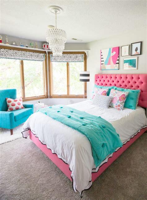 stylish teen s bedroom ideas homelovr teenager girl bedroom www indiepedia org 23 | Bright Teen Girls Bedroom