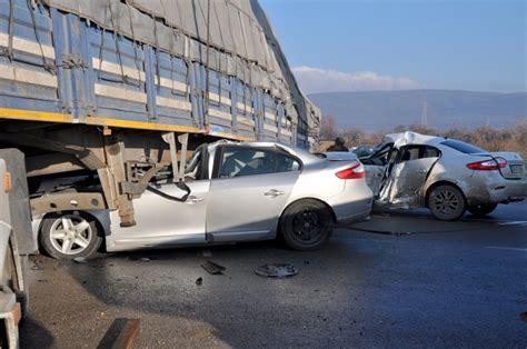 Trafik Kaza Istatistikleri Açıklandı