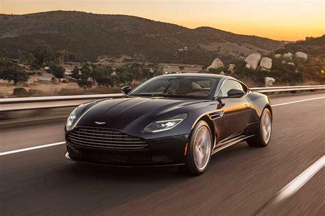 Driving The Lighter Aston