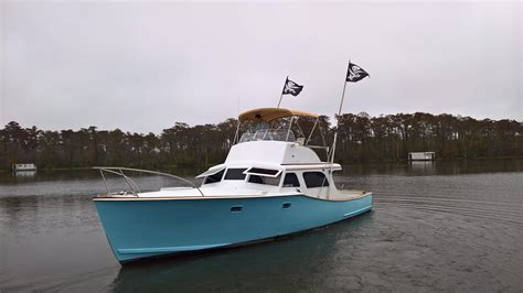 Shearwater Boats by 1957 Shearwater Whiticar Power Boat For Sale Www