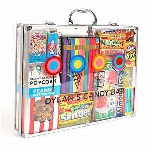 Dylan's Candy Bar Candy-Filled Briefcase | Packaging Pick ...
