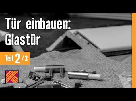 Glastür In Alte Zarge Einbauen by Zargen Einbau Doovi