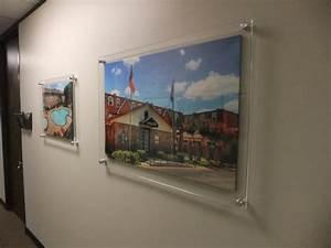 Custom Wall Mounted Acrylic Photo Frames