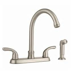 deck plate for kitchen faucet glacier bay builders hi arc kitchen faucet with joss