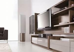 meubles rangement salon design With meuble de rangement salon