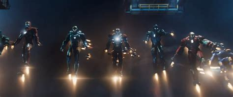 Iron Man 3 Trailer Wallpaper Of New Armor And Gwyneth Paltrow