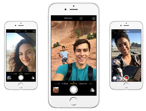 how to take selfie with iphone why the iphone 6 and other new smartphones are built for
