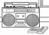 Radio Malvorlage Coloring Mewarnai Gambar Malvorlagen Untuk Ausmalbild Template Kolorowanka Kostenlose Zum Ausmalbilder Kostenlos Haushalt Seite Anklicken Oeffnet Bildes Setzt sketch template