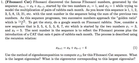 Fibonacci Discovered The Famous Numbers