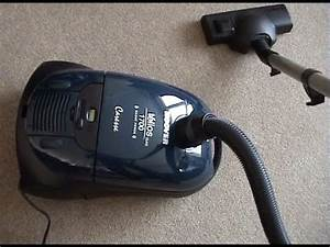 Hoover Telios 1700 Caresse Cylinder Vacuum Cleaner
