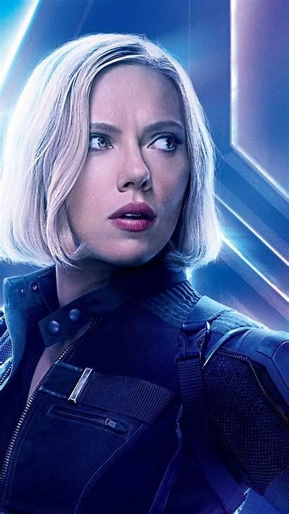 Widow Scarlett Johansson Avengers Infinity War 8k