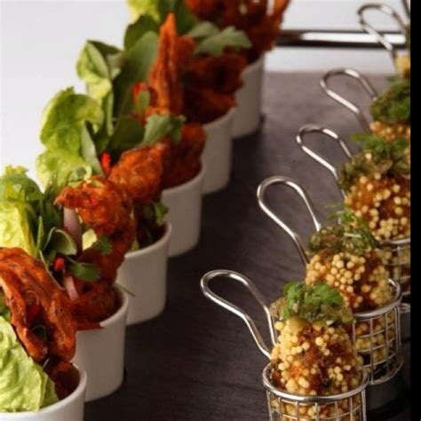indian canapes ideas food menu ideas for your wedding beginnings