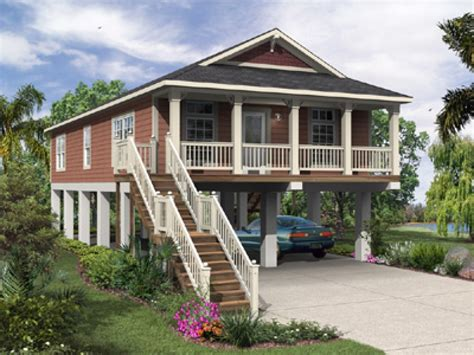1500 sq ft home plans elevated florida house plans raised house plans