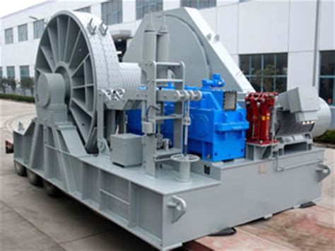 Boat Mooring Winch by Mooring Winch Is A Widely Used Marine Winch Which Is Used