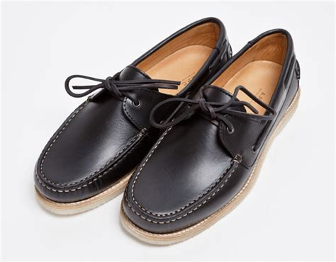 Boat Shoes Esquire by A P C Boat Shoes Best Shoes For