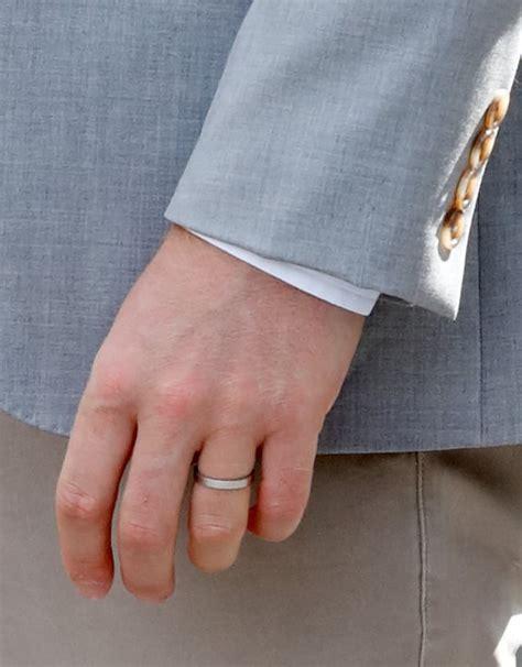 prince harry wear  wedding ring popsugar