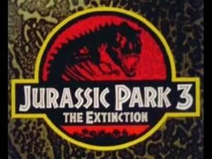 Jurassic Park Logos Part 2 - YouTube