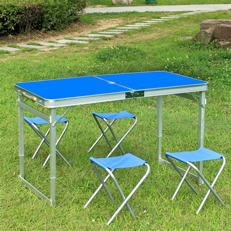 compact folding cing table outdoor folding table portable small table home table