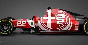 Alfa Romeo F1 : sauber f1 officially confirms alfa romeo as title sponsor for 2018 ~ Medecine-chirurgie-esthetiques.com Avis de Voitures