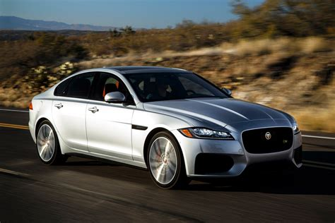 2018 Jaguar Xf Review & Ratings Edmunds