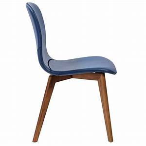 Modern Dining Chairs Morgan Blue Dining Chair Eurway