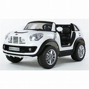 Mini Cooper Blanche : voiture lectrique 2 places 12v mini cooper beachcomber blanche achat vente voiture enfant ~ Maxctalentgroup.com Avis de Voitures