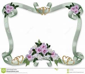 Cadre Photo Mariage : cadre de roses d 39 invitation de mariage photos stock image 10197903 ~ Teatrodelosmanantiales.com Idées de Décoration