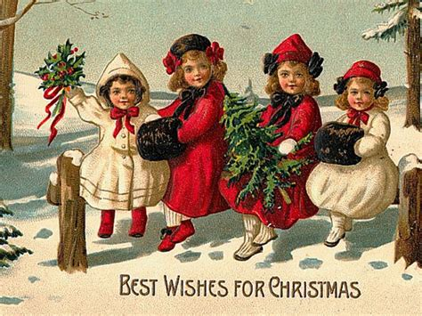 images vintage christmas ispirazione natale vintage