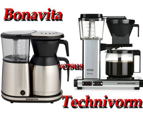 Technivorm vs Bonavita   The Best Drip Coffee Makers
