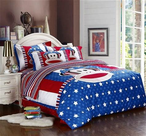 frank bedding paul frank duvet cover set rf 08 oem china bedding