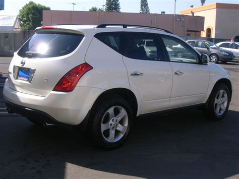 2005 Nissan Murano Reviews by 2005 Nissan Murano Pictures Cargurus