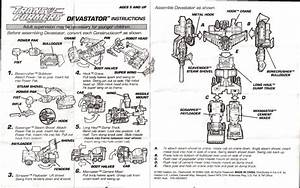Constructicons  Devastator  G2  Yellow  Devastator  Yellow