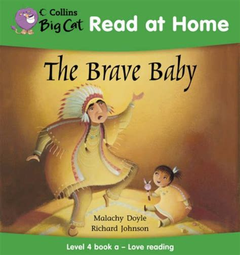 Collins Big Cat Read At Home  The Brave Baby Level 4