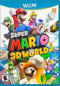 Super Mario 3D World Nintendo Wiki Fandom Powered By Wikia