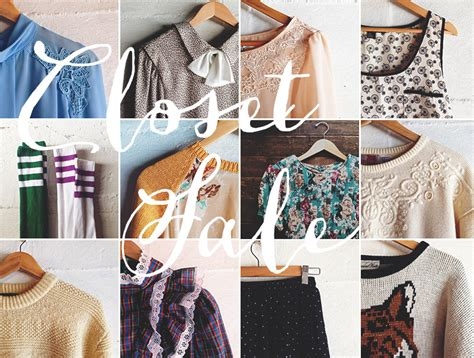 Closet Sale by Closet Sale At Beetle Fig