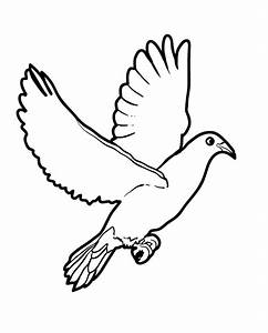 Easy Birds Coloring Pages - coloringsuite.com