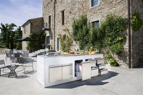 amenagement cuisine d ete out to enjoy the modern outdoor kitchens