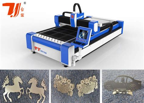 Original Fiber Laser Laser Cutting Machine For Metal
