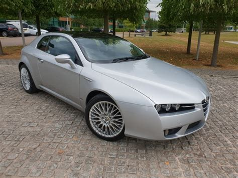 Used Alfa Romeo Brera 32 Jts V6 S 3dr On Finance In